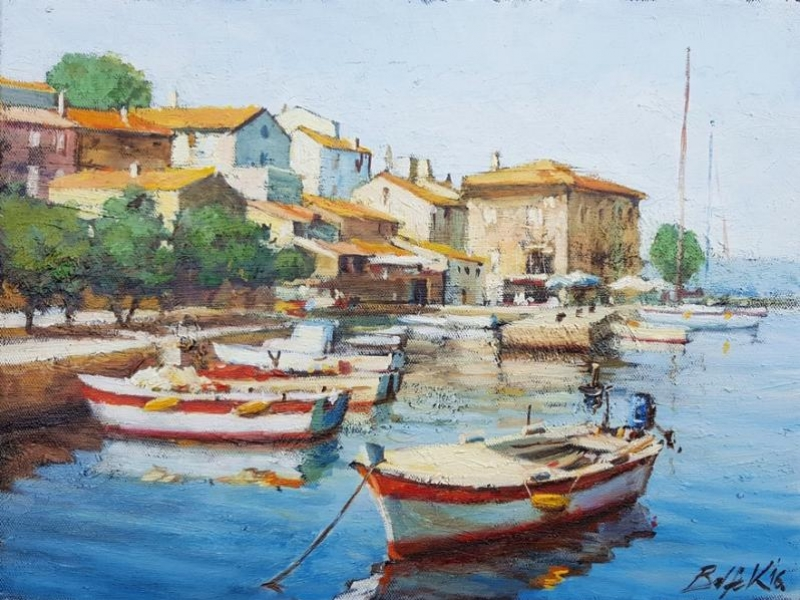 163 - Fishing boats